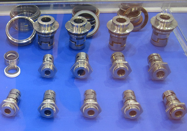 Water pump seal series